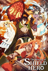 Assistir anime The Rising of the Shield Hero online