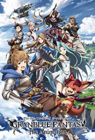Assistir anime GRANBLUE FANTASY: The Animation online